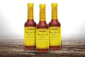 VS Premium Chili Sauce x3