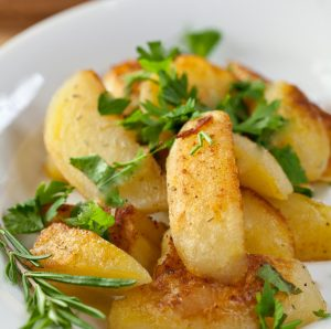 Parsley Potatoes per tub