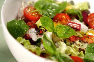 Fresh Garden Salad per/pk