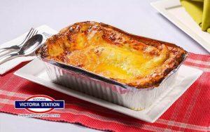 VS Beef Lasagna