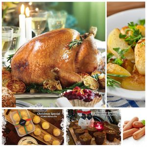 VS Roast Turkey - Bundle Package