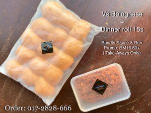VS Bolognese & Buns